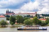 Cityscape of Prague. — Stock Photo
