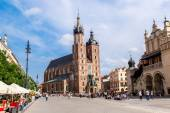 Azize mary Kilisesi Krakow — Stok fotoğraf