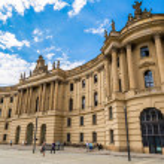 Humboldt University Berlin — Stock Photo #60526087