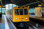 Metro station in Berlin — Stock Photo