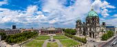 View of Berlin Cathedral — Stock Photo