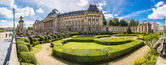 The Royal Palace in Brussels — Stock Photo