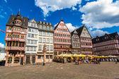 Old buildings in Frankfurt — Stock fotografie