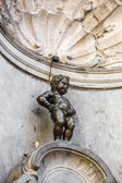 Manneken Pis statue — Stock fotografie