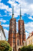 Cathedral St. John — Stockfoto