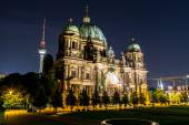 Berliner dom in berlino — Foto Stock