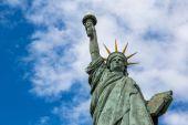 American Statue of liberty — Stock Photo