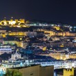 View of Lisbon at nigth — Stock Photo #64112321