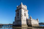 Belem Tower in Lisbon — Stock Photo