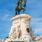 Statue of King Jose — Stock Photo #65247385