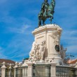 Statue of King Jose — Stock Photo #65247407