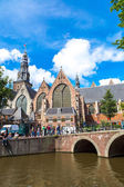 Oude Kerk Church   in Amsterdam — Photo