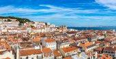 Vista panorâmica de Lisboa — Fotografia Stock