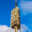 TV  tower in Barcelona — Stock Photo #67375973