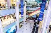 Interior of Dubai Mall — Stock Photo