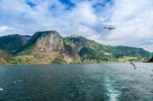 Sognefjord view,  Norway — Stock Photo