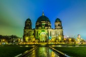 Berliner Dom cathedral — Stock Photo