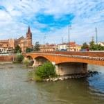 Cityscape of Verona, Italy — Stock Photo #69665069