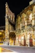 イタリア、ヴェローナのヴェローナ ・ アリーナ — ストック写真