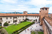 Castelvecchio in Verona, Italy — Stock Photo