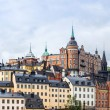 Panorama of  Old Town in Stockholm — Stock Photo #69870149