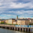 Panorama of  Old Town in Stockholm — Stock Photo #69870157