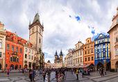 Città vecchia di Praga — Foto Stock