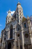 St.stephan catedral, viena, áustria — Fotografia Stock