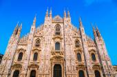 Milan Cathedral, Duomo — Stock Photo