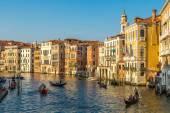 Canal Grande in Venice, Italy — Stock Photo