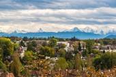 Vista panorámica de Berna — Foto de Stock