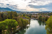 Panoramic view of Bern — Stock Photo