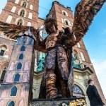 St. Mary's Church in Krakow — Stock Photo #73248615