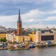 Panorama of  Stockholm, Sweden — Stock Photo #74018479