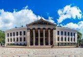 Universität Oslo, Norwegen — Stockfoto