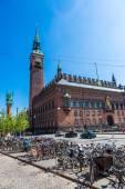 Copenhagen city hall — Stock Photo