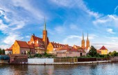 Cathedral St. John in Wroclaw — Stock Photo