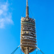 TV  tower in Barcelona — Stock Photo #77013025