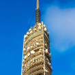 TV  tower in Barcelona — Stock Photo #77013091