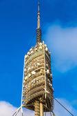 TV  tower in Barcelona — Stock Photo