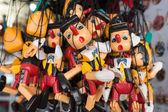 Pinocchio puppet dolls — Zdjęcie stockowe