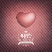 Tło valentine's day — Wektor stockowy