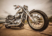Harley-Davidson - Sportster 883 Low — Stock Photo