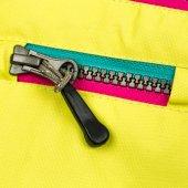 Close up zipper — Stock Photo