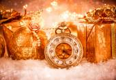 Jul fickur — Stock fotografie