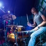 Drummer — Stock Photo #58190439