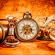Vintage pocket watch — Stock Photo #61546993