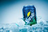 Soft drink Sprite — Stock Photo