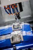Metalworking CNC milling machine. — Stock Photo