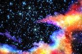 Old nebula — Stock Photo